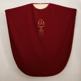 Messehagler - Rød