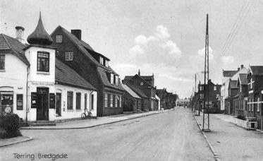 Tørring bys historie /v Peer Hansen